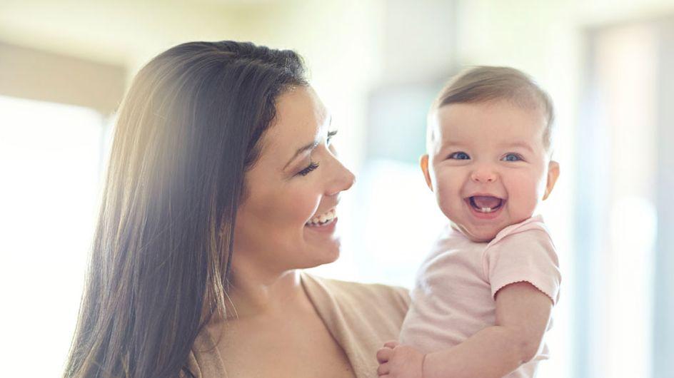 ¿Cómo establecer un vínculo seguro con tu bebé desde los primeros meses?