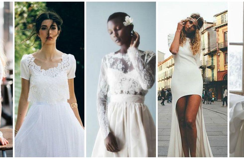 5 créatrices de robes de mariée à suivre de près
