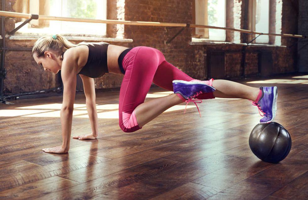 7 ejercicios que solo puedes hacer en el gimnasio y que te ayudarán a conseguir el cuerpo de tus sueños