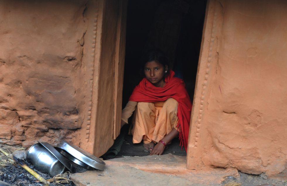 Au Népal, les femmes sont isolées dans des étables lorsqu'elles ont leurs règles