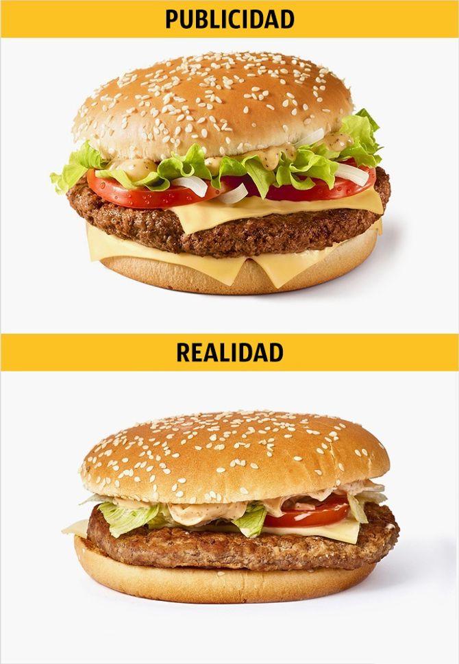 Big N' Tasty  - Mcdonalds