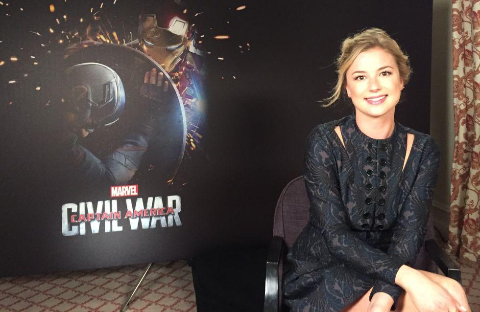 """De """"Revenge"""" à """"Captain America"""", rencontre avec Emily Vancamp (Interview Vidéo)"""