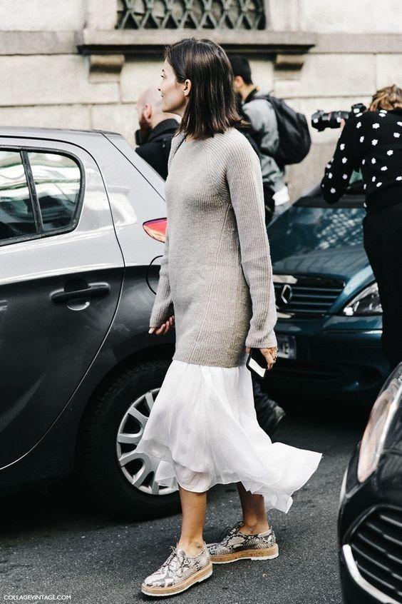 6 jeitos de aproveitar seu guarda-roupa de inverno na primavera