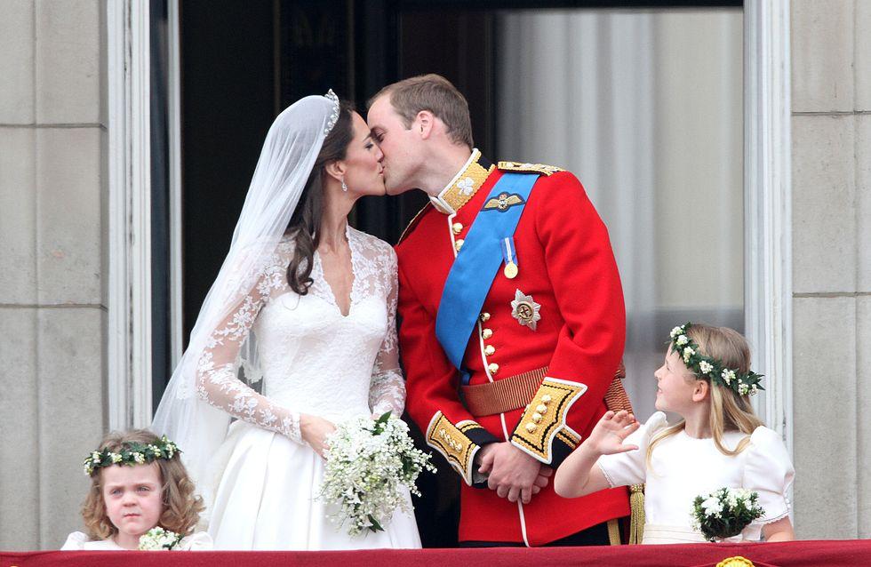Las mejores imágenes de los 5 años de matrimonio de los duques de Cambridge