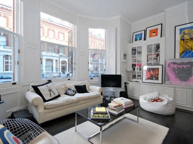 Appartement design à South Kensigton