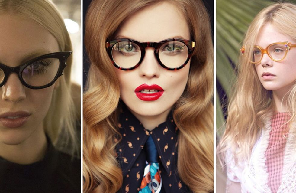 All The Pinterest Inspiration You Need To Find Your Perfect Pair Of Glasses
