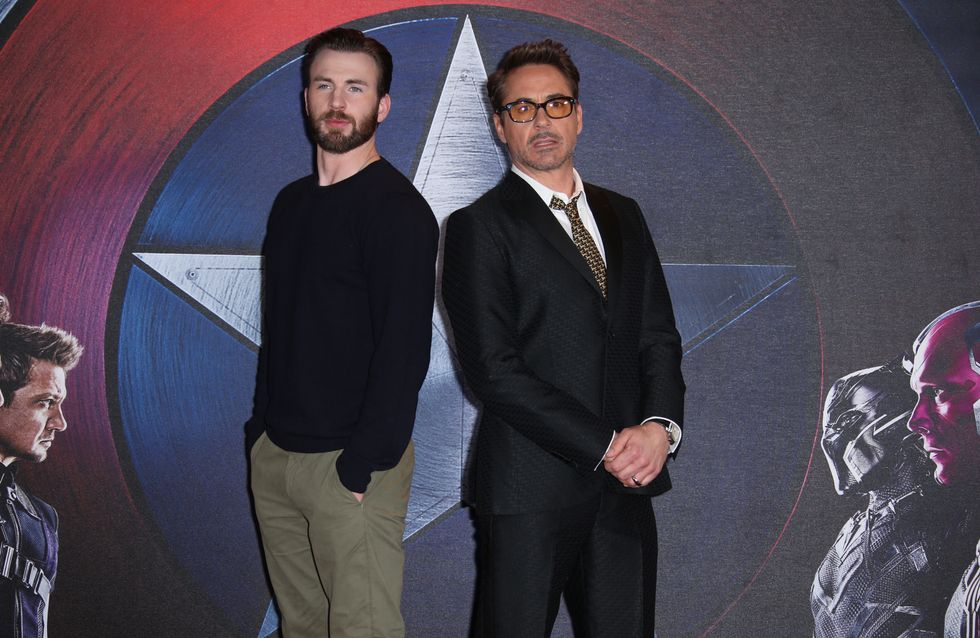 Chris Evans y Robert Downey Jr.: ¿Qué esconden Capitán América e Iron Man?
