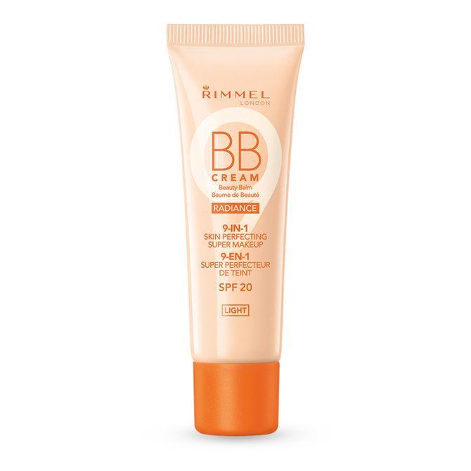 BB cream radiance, Rimmel - 9,99 €