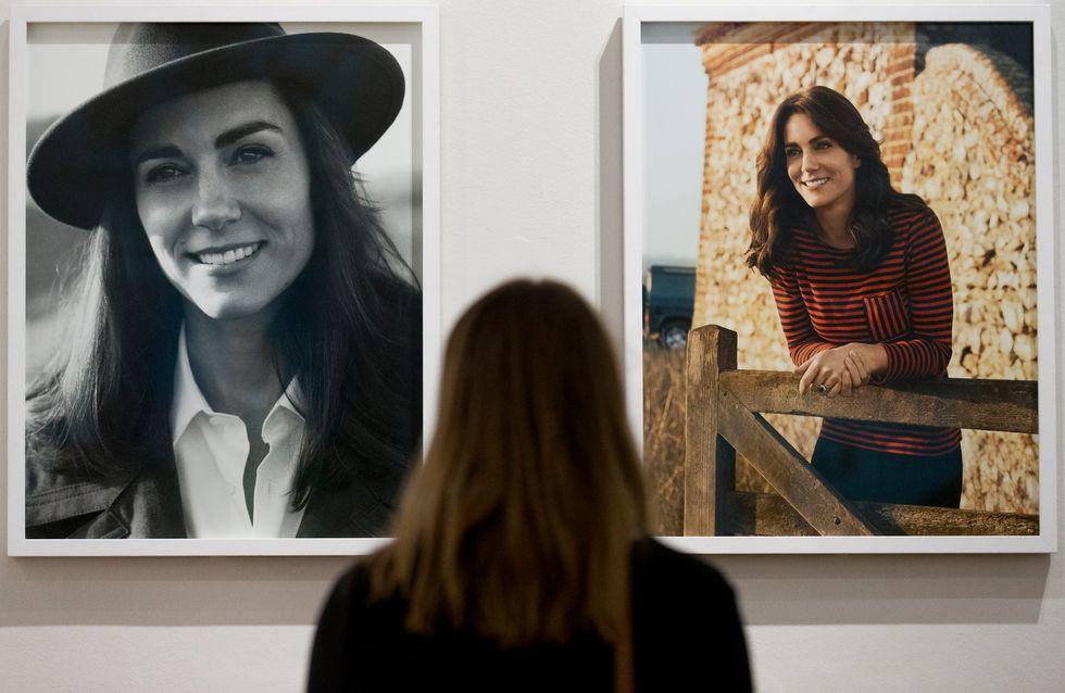 Kate Middleton, un premier shooting mode pour les 100 ans de Vogue