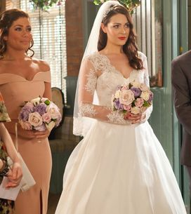 Hollyoaks 09/5 - Sienna and Ben prepare to get married