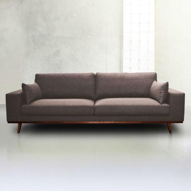 Een elegante en comfortabele sof