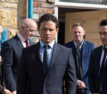 Coronation Street 09/5 - Jason faces his hardest day