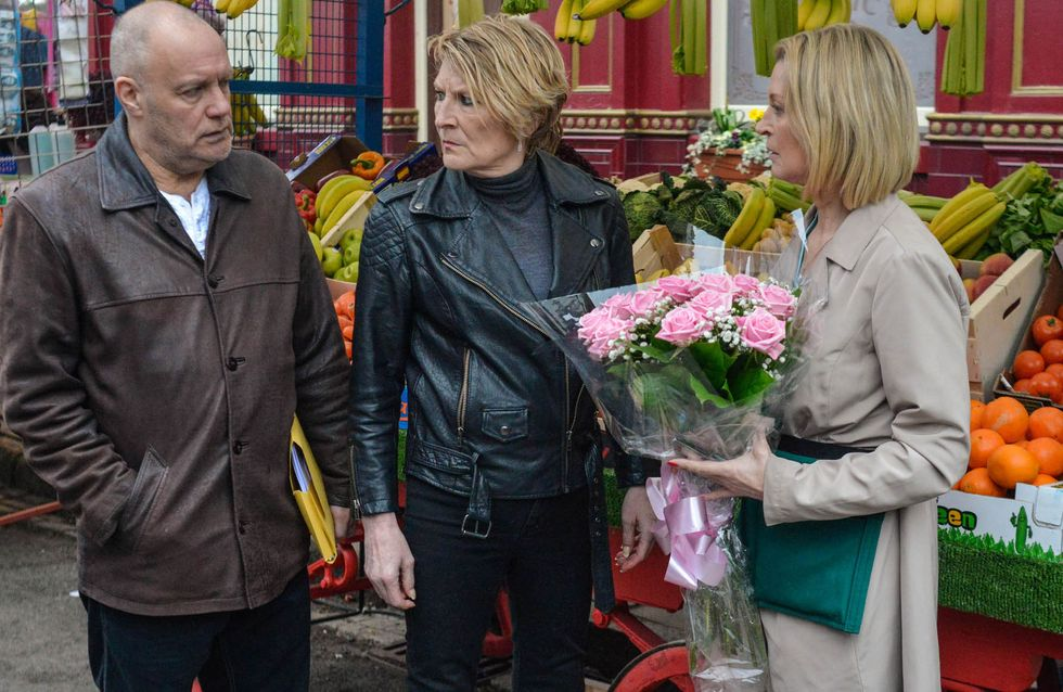 Eastenders 09/5 - Buster continues with his mission to stop the CostMart sale