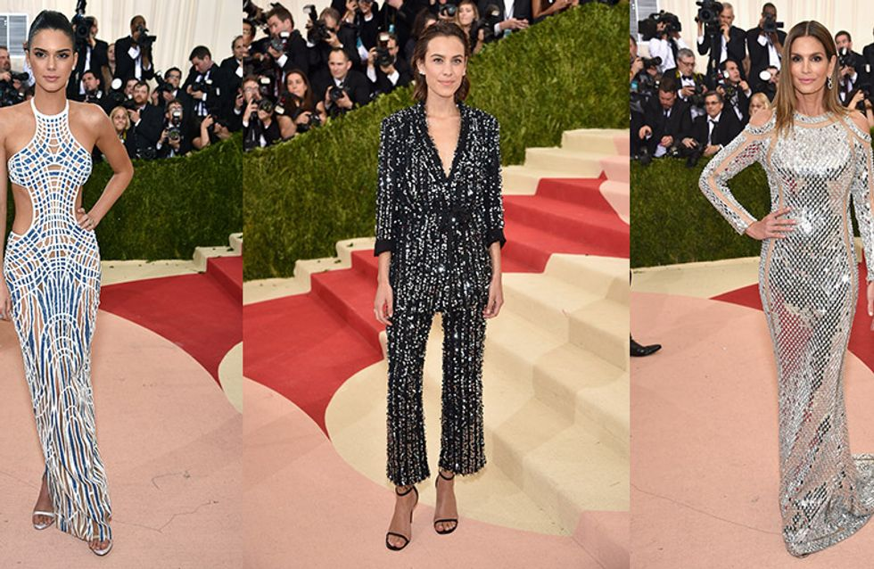 All The Best Dressed Red Carpet Looks From The Met Gala 2016