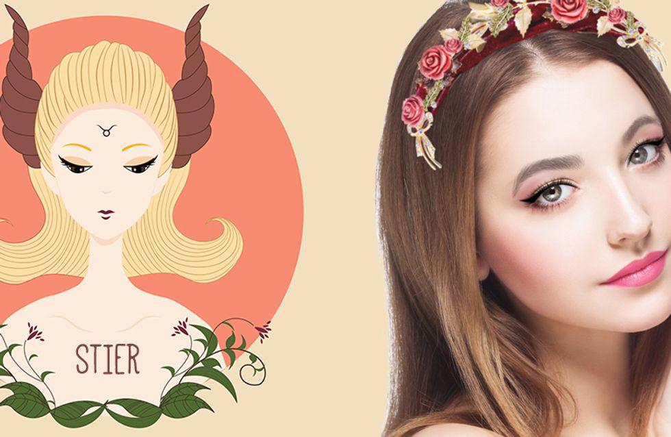Beauty-Horoskop: Mit diesem Make-up-Look strahlt jede Stier-Frau
