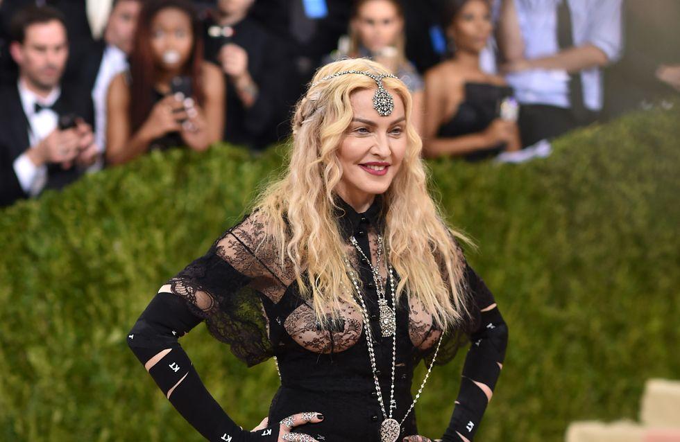 Madonna est notre pire look de semaine