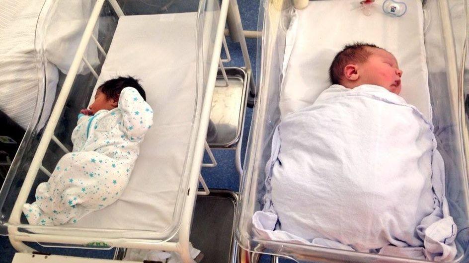 Rekordverdächtig: Ist das das schwerste Neugeborene der Welt?