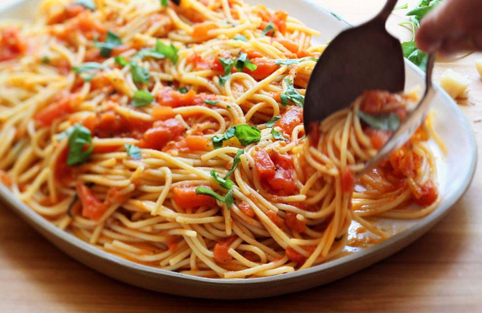 Tiempo de cocción de la pasta: trucos para cocinarla como en Italia