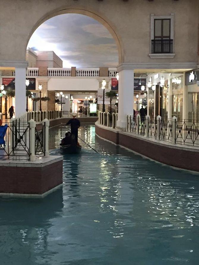 Le Villaggio Mall de Doha
