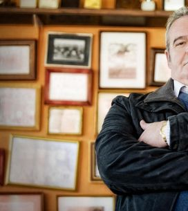 Muere Ángel de Andrés, el mítico Manolo de 'Manos a la obra'