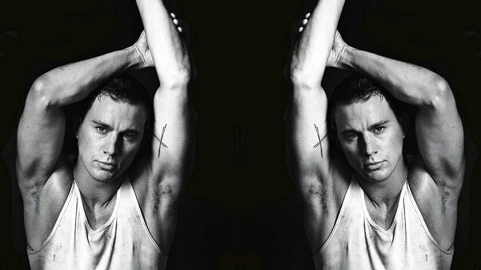 Get The Baby Oil Ready! Channing Tatum Announces 'Magic Mike Live'