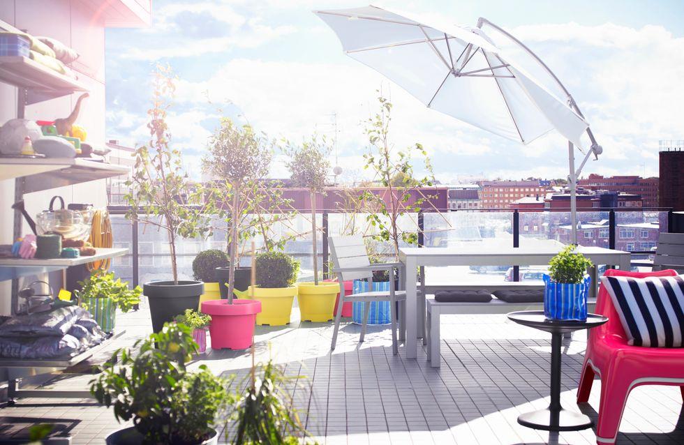 10 consejos para convertir tu terraza en un oasis