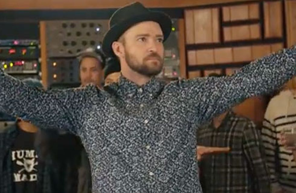 Justin Timberlake Has Released His First Song In Two Years And It's Definitely Worth The Wait