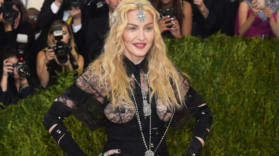 Madonna, sin complejos, peor look de la semana
