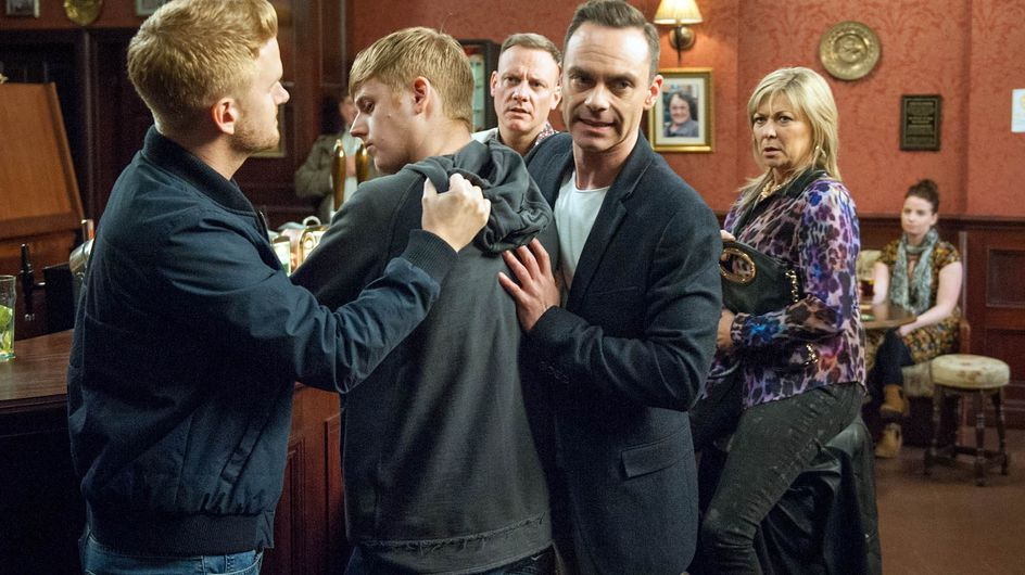 Coronation Street 16/5 - Jenny's haunted by her past