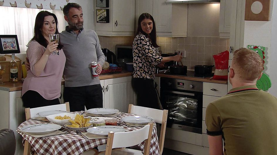 Coronation Street 20/5 - Carla fears for her future with Nick