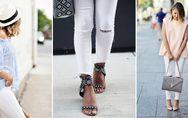 Pantaloni bianchi: come abbinarli per l'estate 2016?