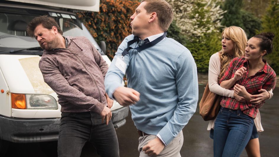 Hollyoaks 19/5 - Freddie is not ready to take on the responsibility of being a dad