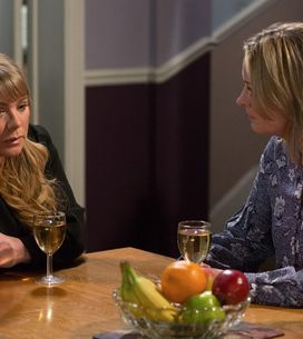 Eastenders 19/5 - The Mitchell family mourn the loss of their beloved Peggy