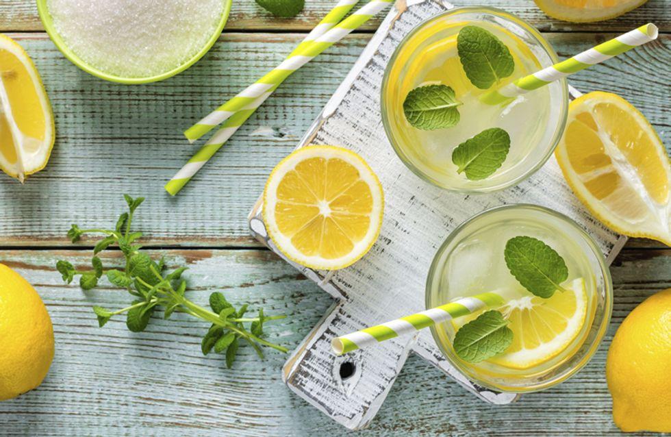 farina davena e succo di limone per dimagrire