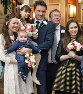 Eastenders 20/5 - Stacey and Martin's wedding day has arrived