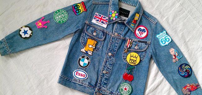 '90 Riscopri La Tendenza Anni Jeans Per I Toppe x1Zpnq0g0