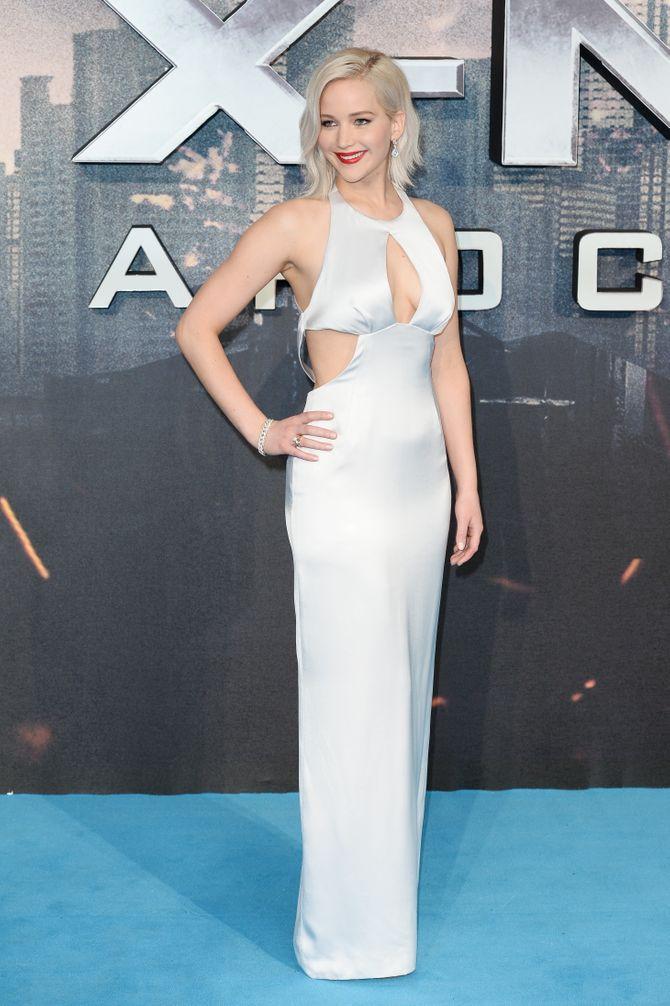 Jennifer Lawrence le 9 mai 2016