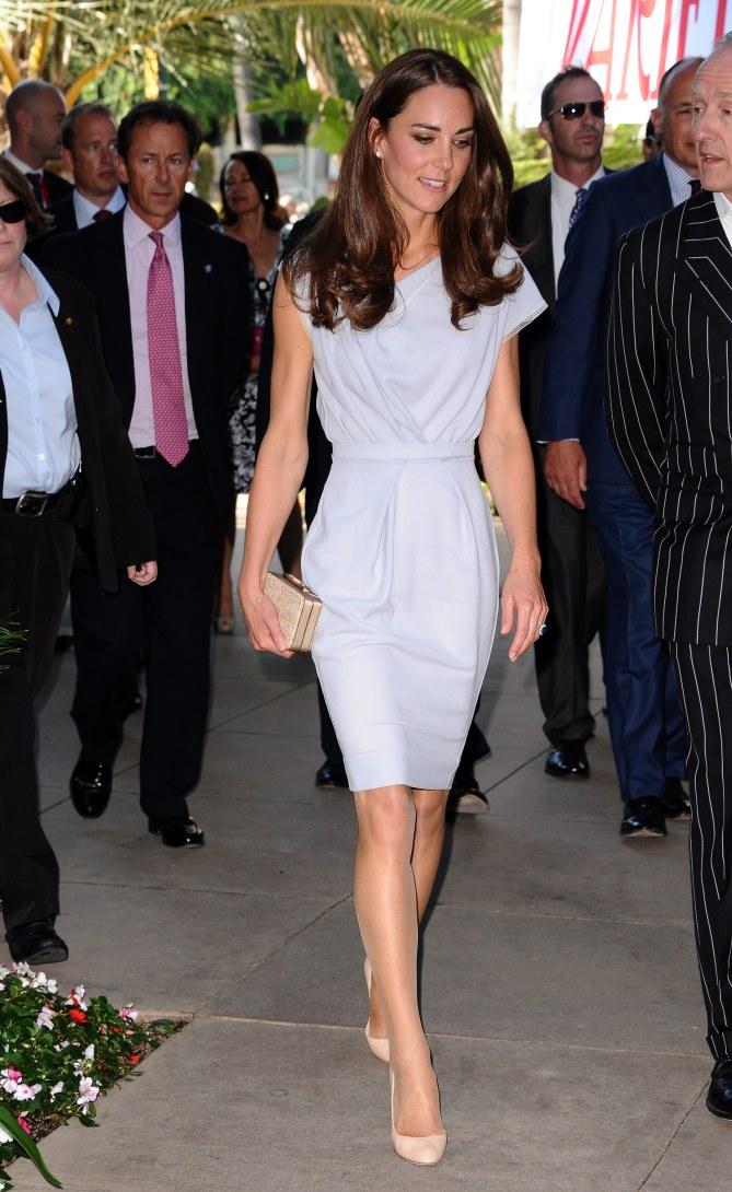 Kate Middleton à Beverly Hills en 2011