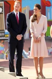 Kate Middleton en Australie en 2014