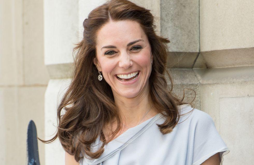 Vous n'aviez pas encore compris que cette robe était la préférée de Kate Middleton ?