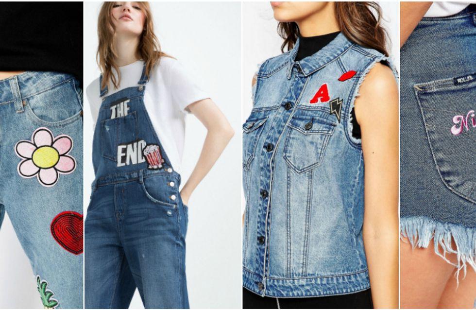 Toppe per i jeans: riscopri la tendenza anni '90 per un effetto nostalgia