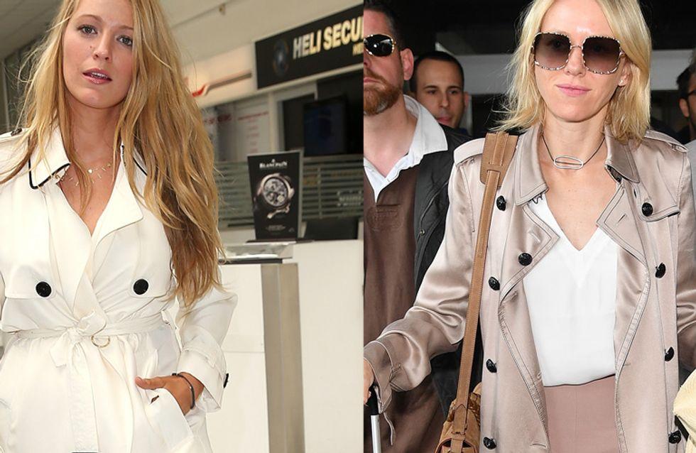 Blake Lively vs Naomi Watts : Qui était la mieux lookée pour arriver à Cannes ?