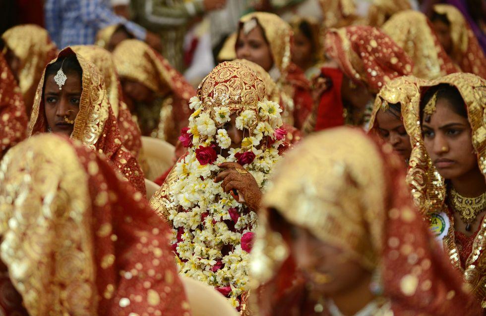 En Inde, les vendeurs de chapiteaux de mariages s'unissent pour lutter contre les unions précoces