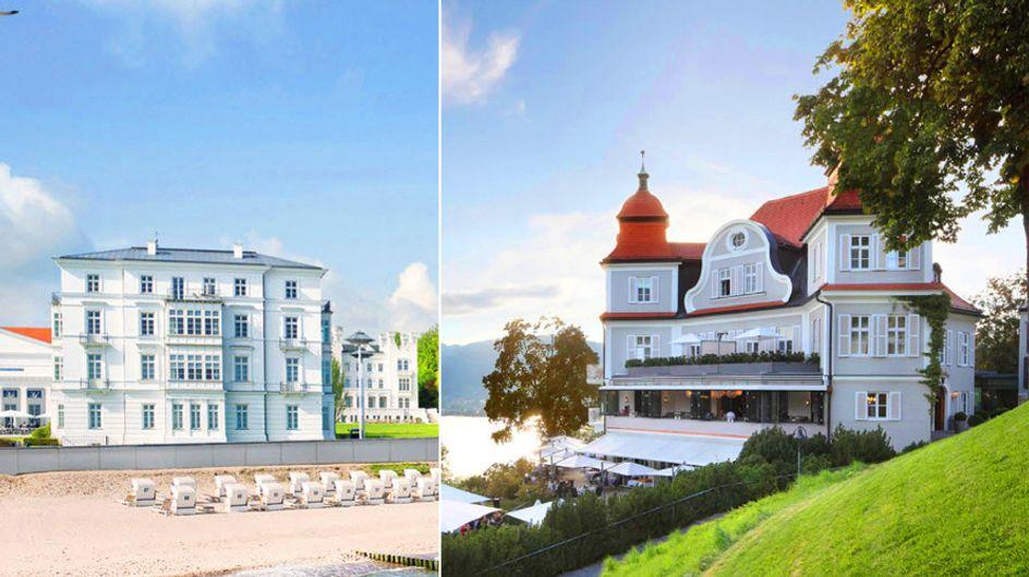 Traumhaft schön entspannen: Das sind die 10 besten Wellness-Hotels in Deutschland