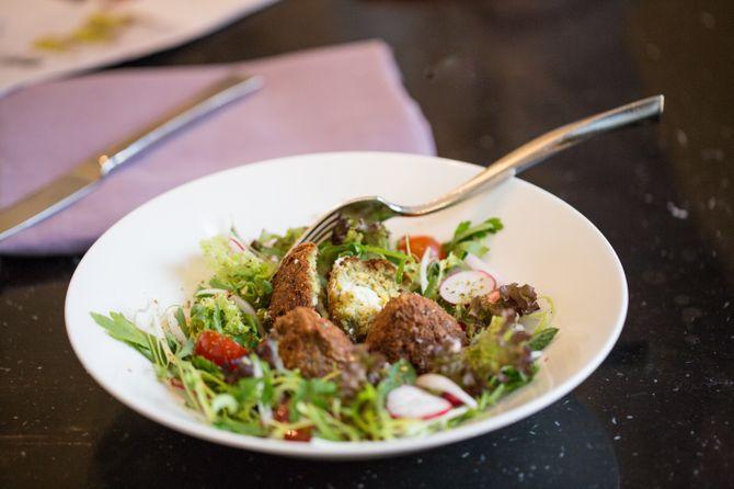 Le brunch du restaurant Opal du St Regis à Doha