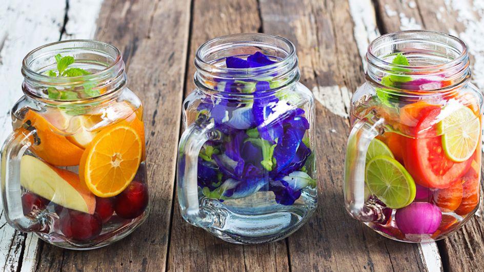 ¡Sabor de verano! Estas son las 6 aguas de sabores imprescindibles