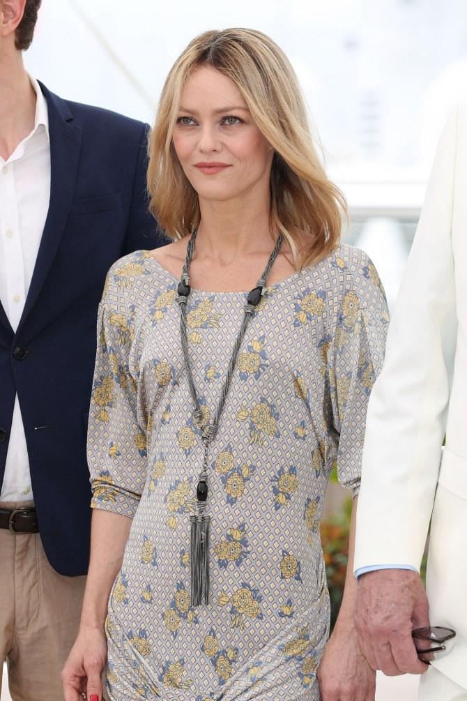Vanessa Paradis le 11 mai 2016 à Cannes