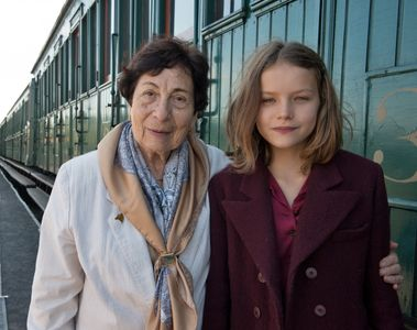 Fanny Ben-Ami et Léonie Souchaud