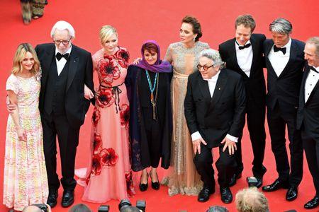 Le jury du Festival de Cannes 2016