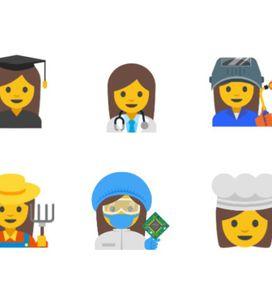 Emojis de mujeres para reivindicar la igualdad: ¡así podrían ser los nuevos icon